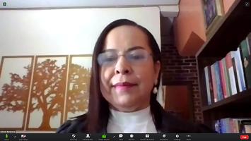 Defensa Lahra Celeste Barahona Mejía